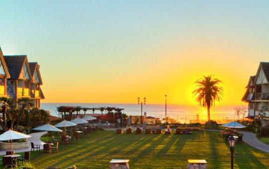 Carlsbad Inn Beach Resort Parking